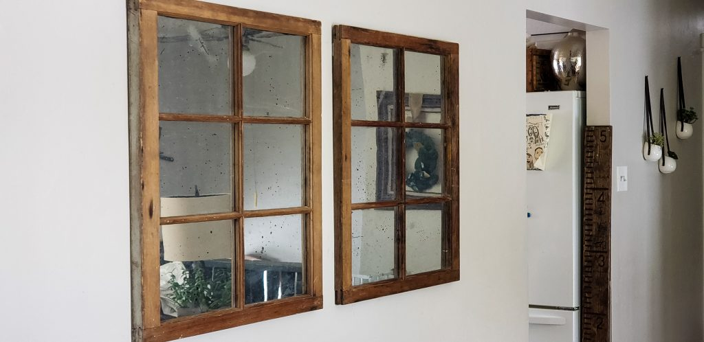 How To Make A Faux Mercury Glass Mirror, How To Convert Glass Mirror